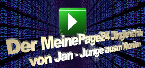 Der MeinePage24 Jingle von Jan ist daaaaa!!